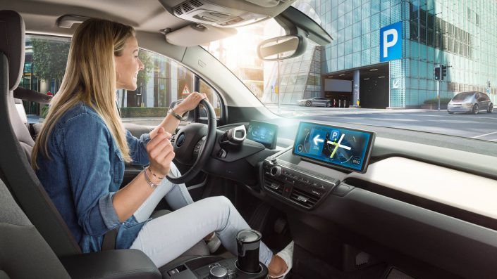 Bosch vernetzt Mobilität